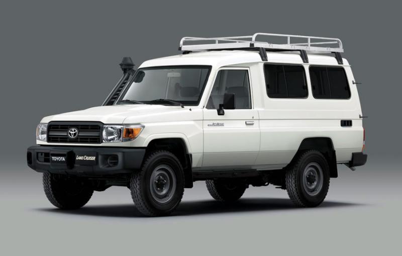 Un véhicule réfrigéré de transport de vaccins pour soutenir la lutte contre le COVID19