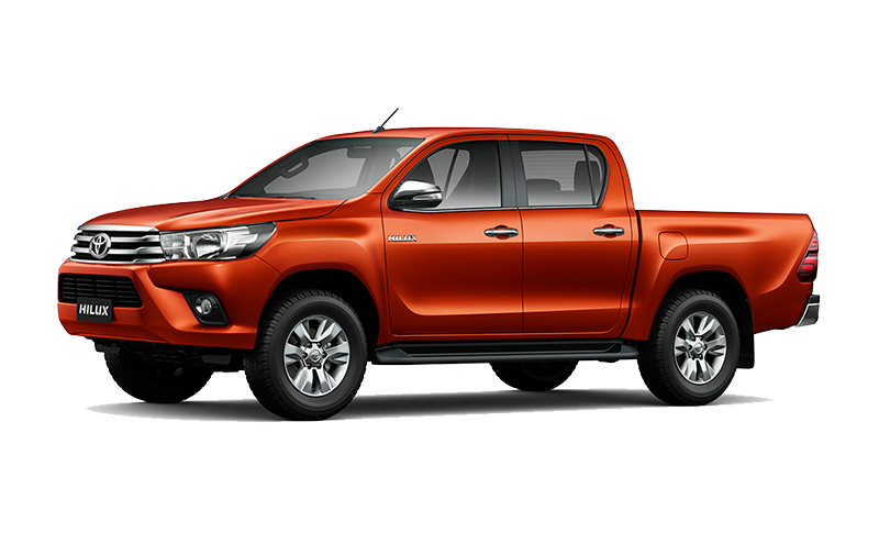2.4GD Country Double Cab 6-MT
