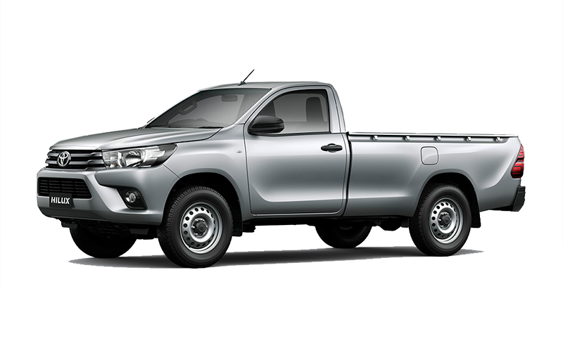 2.4GD Country Single Cab 5-MT