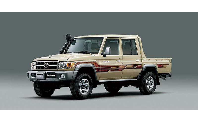 LC79 4.2L Pick-up Double Cab 5-MT 4x4